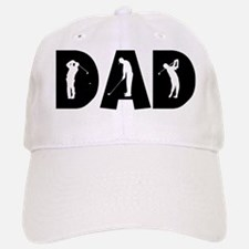 Golf Dad Baseball Baseball Cap