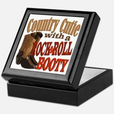 Country Cutie Keepsake Box