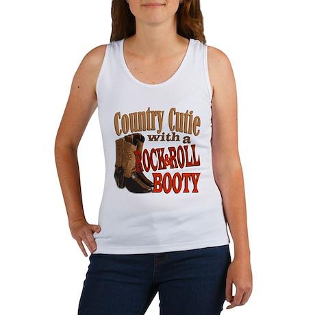 Country Cutie Women's Tank Top