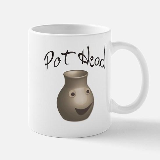 Pot Head Mug