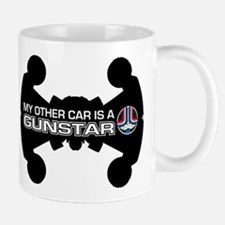 Other Car Is A Gunstar Mug