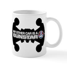 Other Car Is A Gunstar Mug