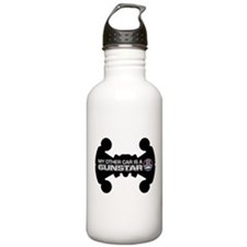 Other Car Is A Gunstar Water Bottle