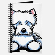 Cute Westie Journal