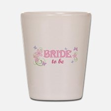Bride To Be [f/b] Shot Glass