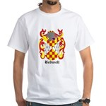 Bedwell Coat of Arms White T-Shirt