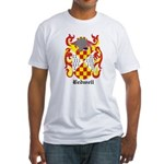 Bedwell Coat of Arms Fitted T-Shirt