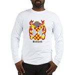 Bedwell Coat of Arms Long Sleeve T-Shirt