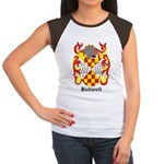 Bedwell Coat of Arms Women's Cap Sleeve T-Shirt