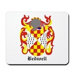 Bedwell Coat of Arms Mousepad