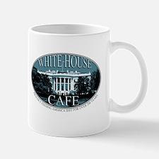 White House Cafe Mug