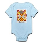 Bedwell Coat of Arms Infant Creeper