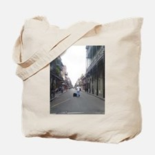 French Quarter Musician Tote Bag
