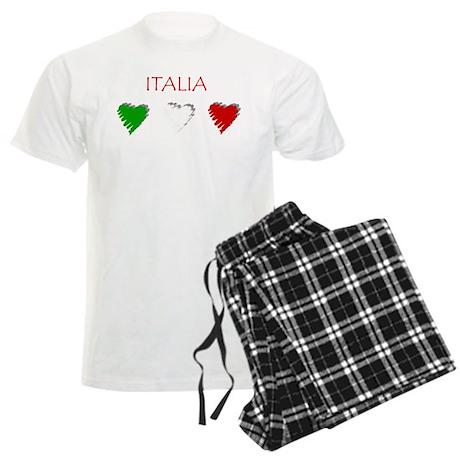 Italia Men's Light Pajamas