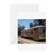 New Orleans Streetcar Greeting Cards (Pk of 20)