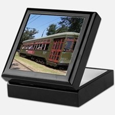 New Orleans Streetcar Keepsake Box