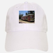 New Orleans Streetcar Baseball Baseball Cap