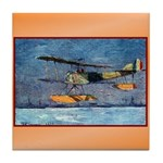 Sopwith Pup Tile Coaster