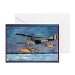 Sopwith Pup Greeting Cards (Pk of 20)