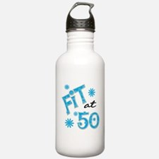 Fit at 50 Water Bottle