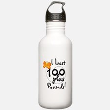 I Lost 100 Plus Pounds Water Bottle