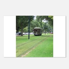 Streetcar Postcards (Package of 8)