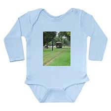 Streetcar Long Sleeve Infant Bodysuit