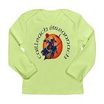 Irish Witch (Gaelic) Long Sleeve Infant T-Shirt