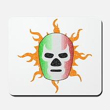 Mexican Lucha Libre Mask Mousepad