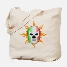 Mexican Lucha Libre Mask Tote Bag