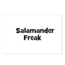 Salamander Freak Postcards (Package of 8)