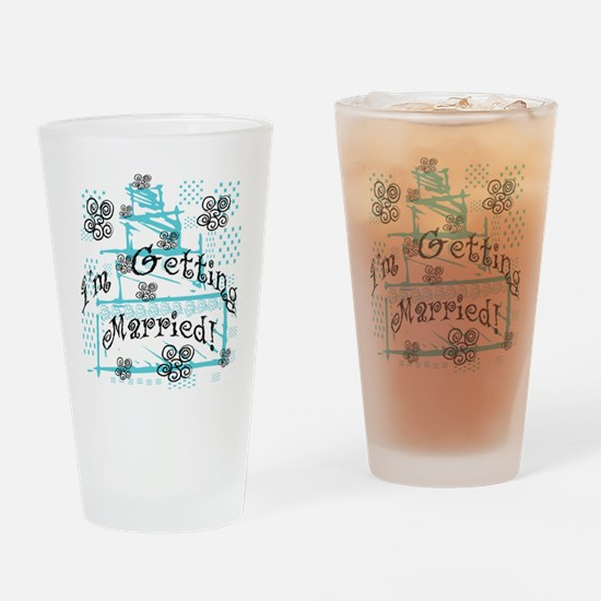 I'm Getting Married Pint Glass