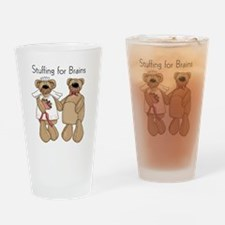 Stuffing for Brains Pint Glass