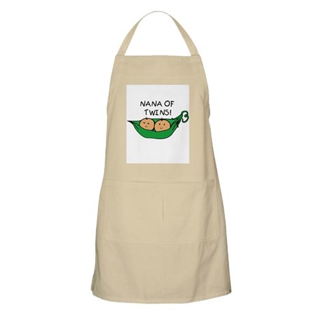 Nana of Pod Twins BBQ Apron