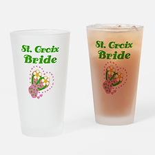 St. Croix Bride Pint Glass