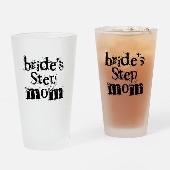 Bride's Step Mom Pint Glass