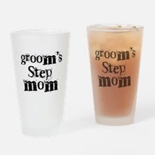 Groom's Step Mom Pint Glass