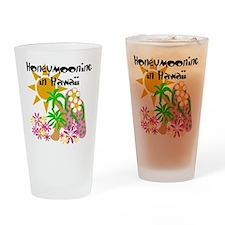 Honeymoon Hawaii Pint Glass