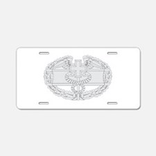 CFMB Aluminum License Plate