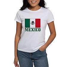 Mexico Flag Tee