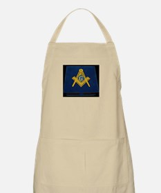 Blue Lodge BBQ Apron