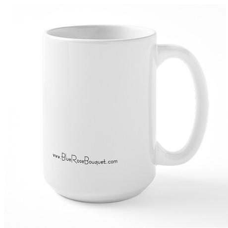 WRITE NOW! Large Mug