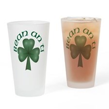 Woman of the House (Gaelic) Pint Glass