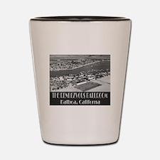 Rendezvous Ballroom Shot Glass