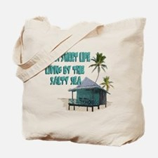 Sweet Life By The Sea Tote Bag
