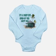 Sweet Life By The Sea Onesie Romper Suit