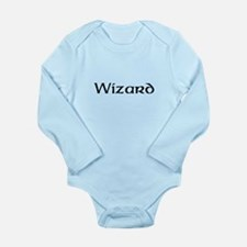 Wizard Long Sleeve Infant Bodysuit