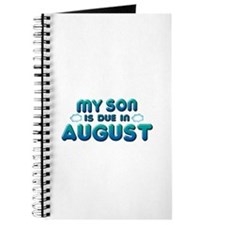 My Son is Due in August Journal