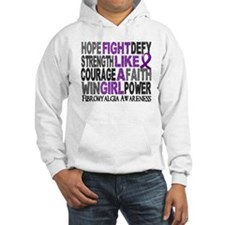 Licensed Fight Like A Girl 23.3 Hoodie