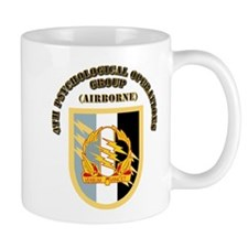 SOF - 4th PsyOps Flash with Text Mug